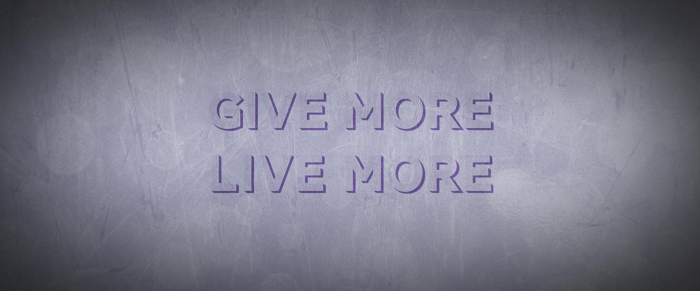 Give More@x