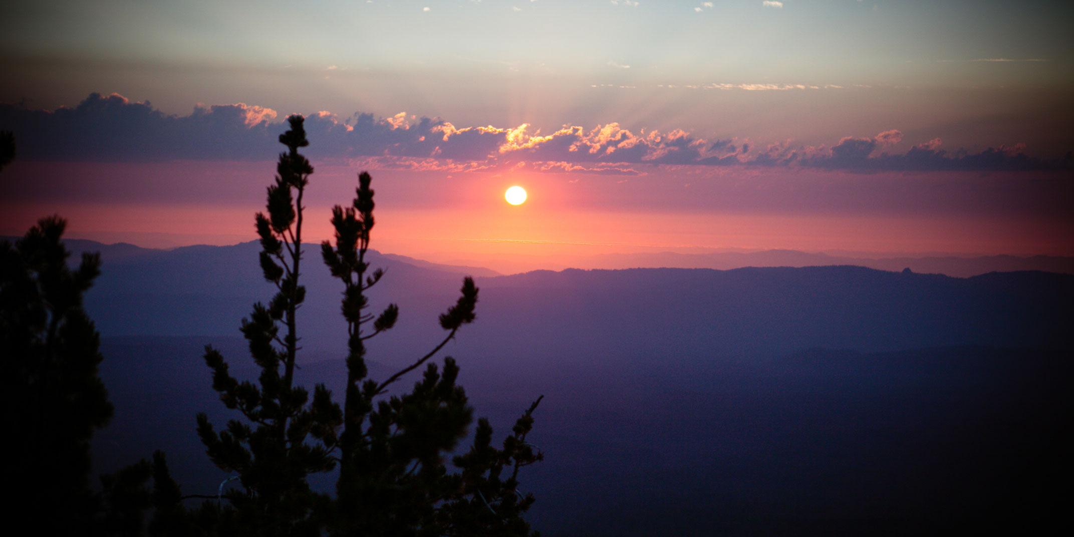 epic sunset@x