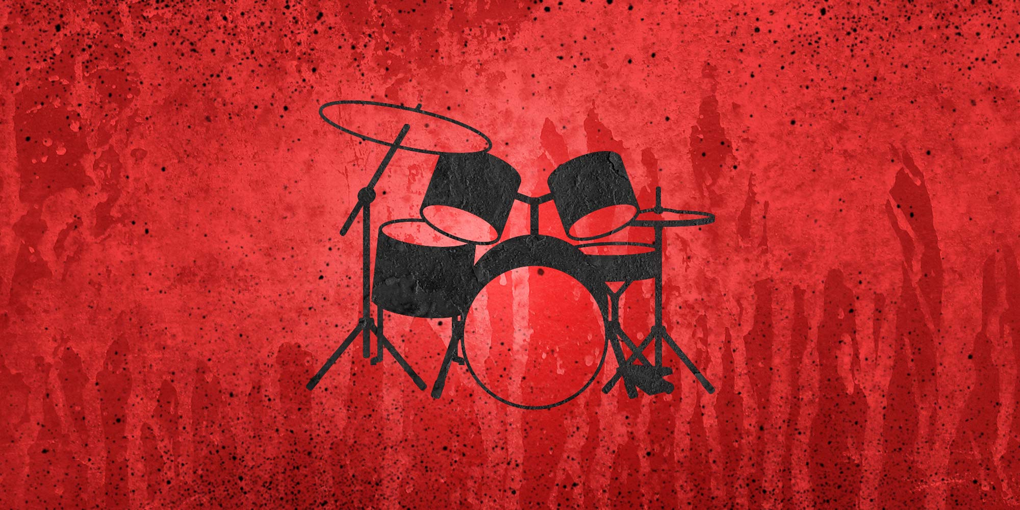 DrumSet red