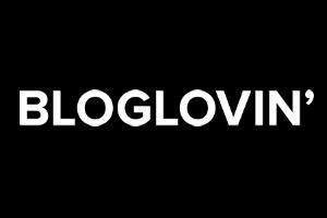 Bloglovin blk with wht