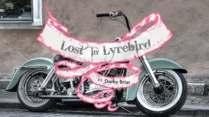 Cover Reveal: Lost Lyrebird, by Darby Briar