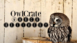 OwlCrate Book Box – Writer's Block