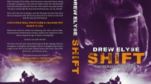 Cover Reveal: Shift, by Drew Elyse + Excerpt & Giveaway