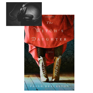 The Witch's Daughter by Paula Brackston - Literary Laundry List