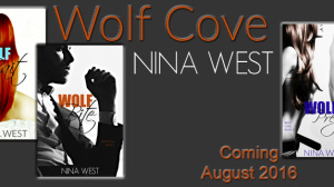 Cover Reveal: Wolf Prey by Nina West