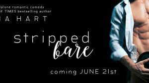 Cover Reveal: Stripped Bare, by Emma Hart