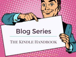 Blog Series, The Kindle Handbook - Literary Laundry List